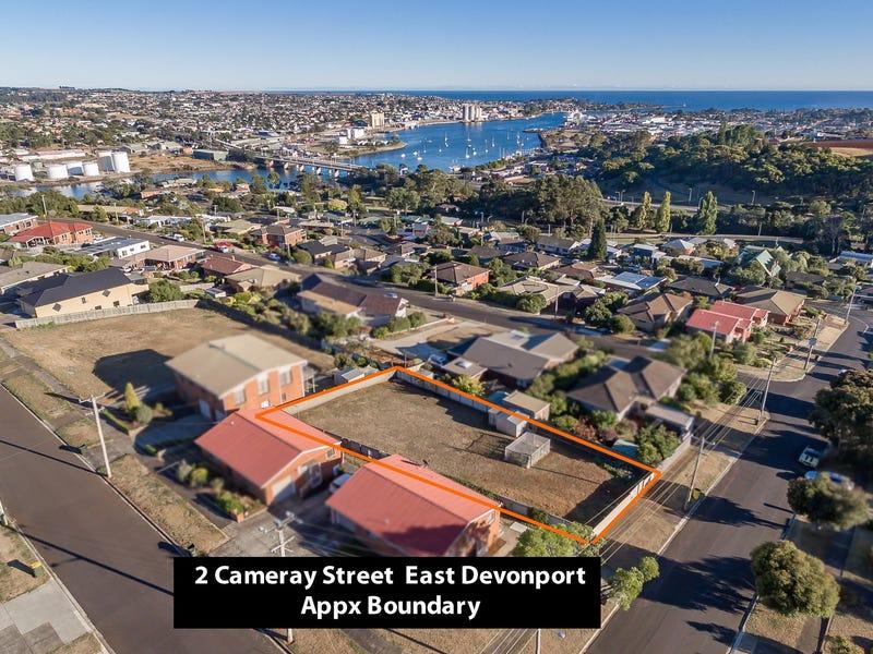 2 Cameray Street, East Devonport, Tas 7310