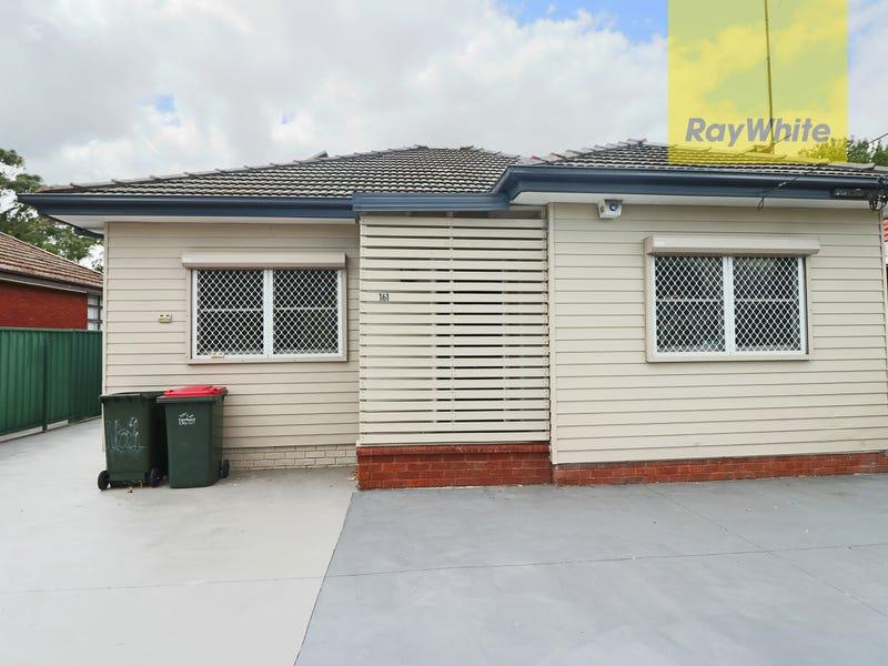 161 The Horsley Drive, Carramar, NSW 2163