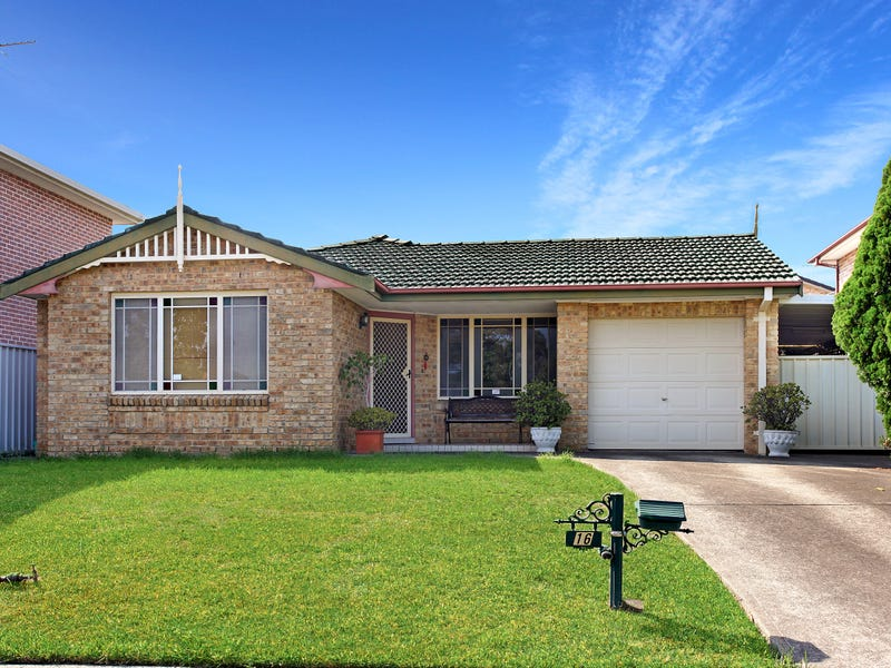 16 Errica Street, Greenfield Park, NSW 2176