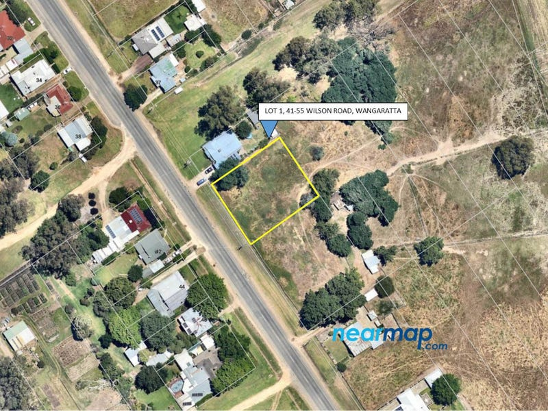 Lot 1, 41-55 Wilson Road, Wangaratta, Vic 3677