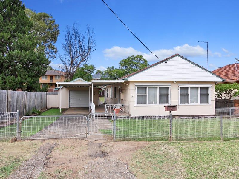 6 Wyreema Street, Merrylands, NSW 2160