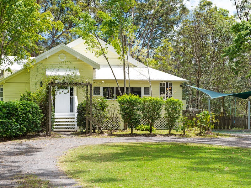 Lot 2 308 Petsch Creek Road, Tallebudgera Valley, Qld 4228