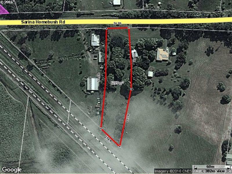 99 Sarina Homebush Road, Sarina, Qld 4737