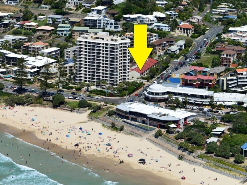 U2/1-5 Coolum Tce, Coolum Beach, Qld 4573