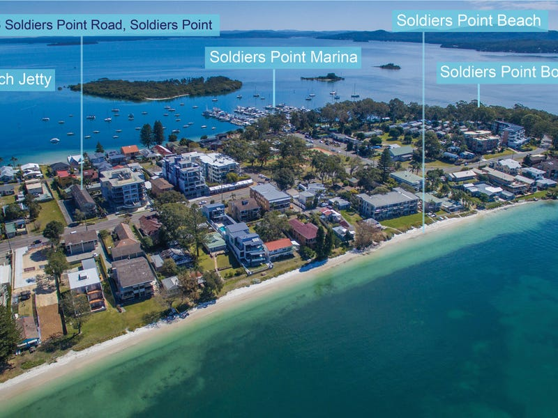 4/16 Soldiers Point Road, Soldiers Point, NSW 2317