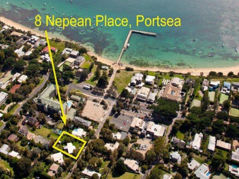 8 NEPEAN PLACE, Portsea, Vic 3944