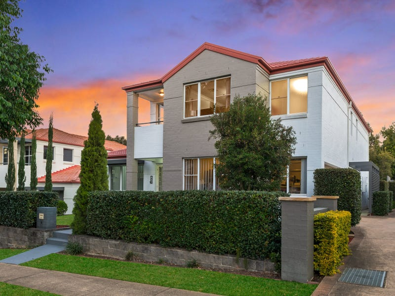 4 Falls Place, Kellyville Ridge, NSW 2155