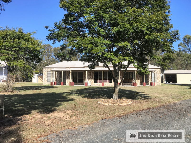 1114 Boonah Rathdowney Road, Wallaces Creek, Qld 4310