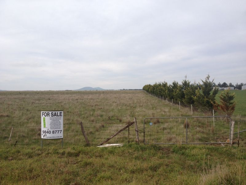 Lot 31, Slaughter Yard Road, Clunes