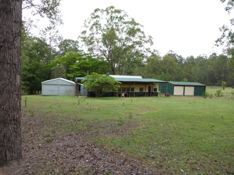 178 MT MULGOWIE ROAD, Buaraba, Qld 4311