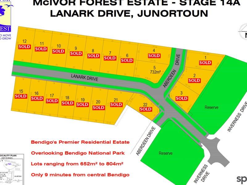 Lot 1-22, Lanark Drive, Junortoun, Vic 3551