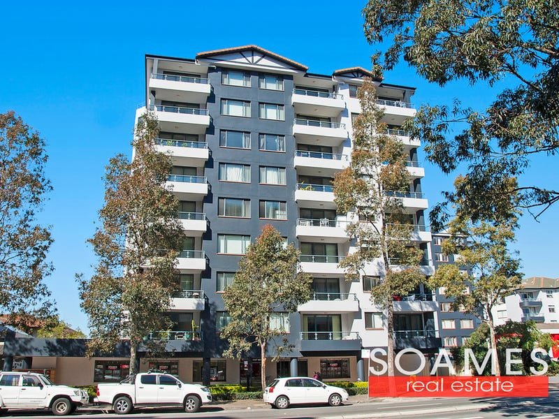 57/208 Pacific Highway, Hornsby, NSW 2077