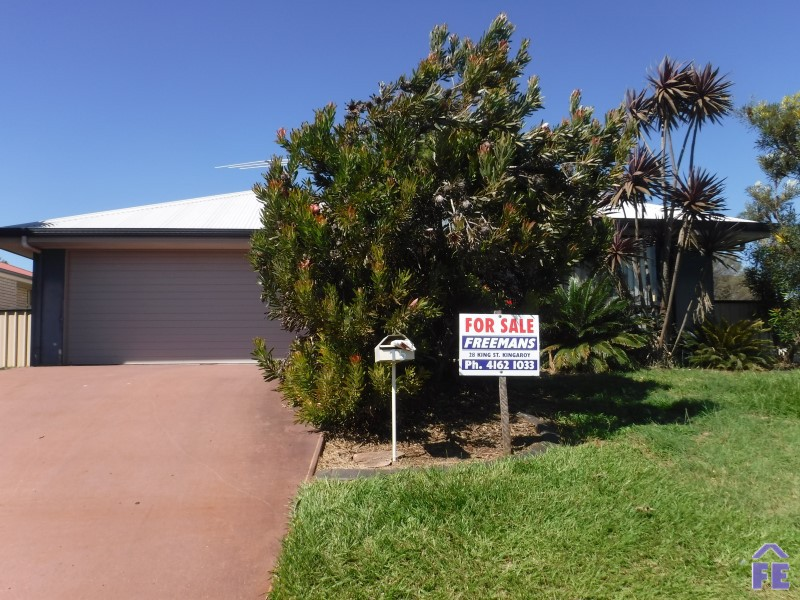 15 Poinciana Avenue, Kingaroy, Qld 4610