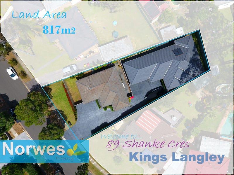89 Shanke Cres, Kings Langley, NSW 2147