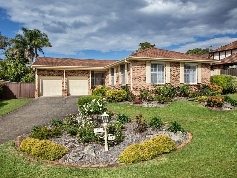 43 Sylvan Ridge Drive, Illawong, NSW 2234