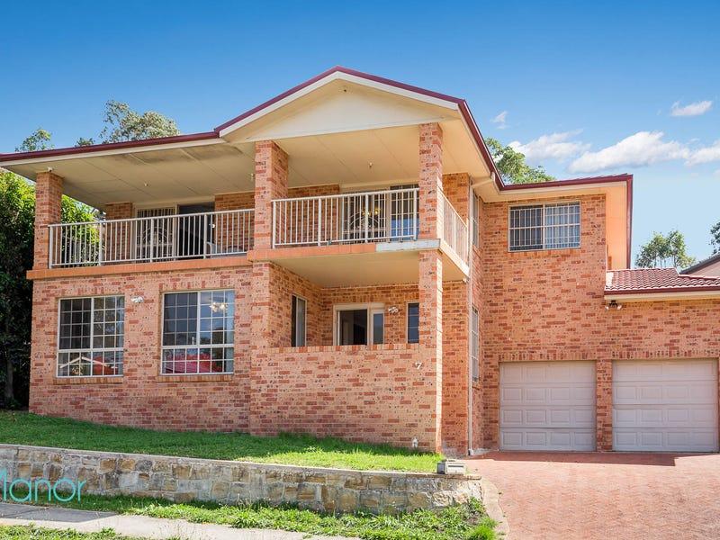 7 Greygum Terrace, Northmead, NSW 2152