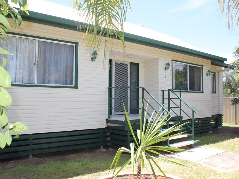 3  Geraghty Street, Cecil Plains, Qld 4407
