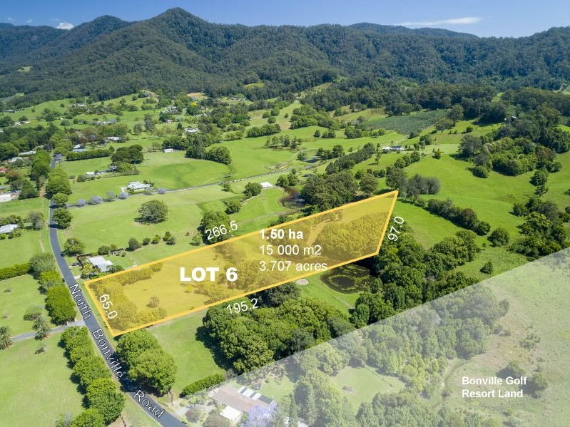 Lot 6, 162 North Bonville Road, Bonville, NSW 2450