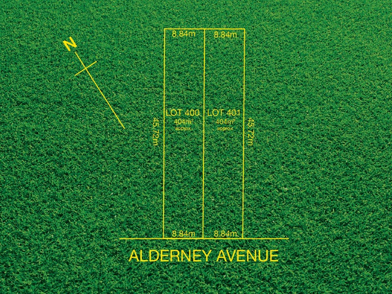 Lot 400 & 401 24 Alderney Avenue, Clearview
