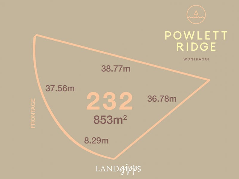 Lot 232, Powlett Ridge Estate, Wonthaggi, Vic 3995