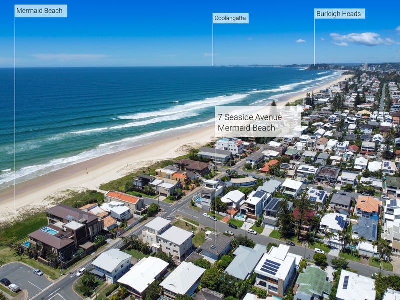 7 Seaside Avenue, Mermaid Beach, Qld 4218