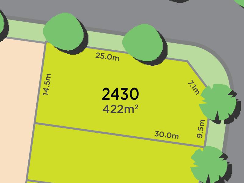 Lot 2430, Valiant Street, Schofields, NSW 2762