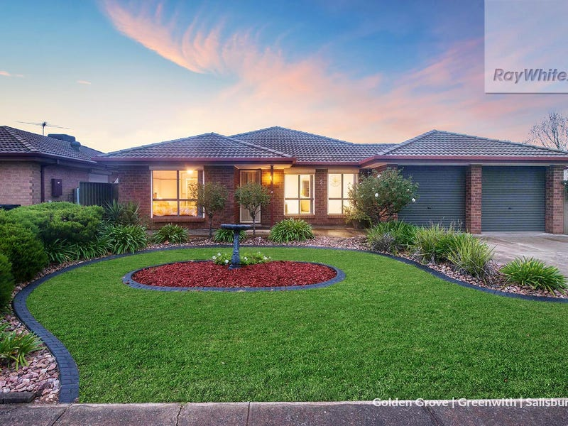 2 Hutton Avenue, Andrews Farm, SA 5114