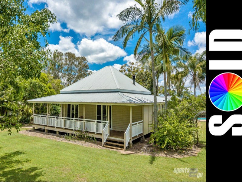 149 Tagigan Road, Goomboorian, Qld 4570
