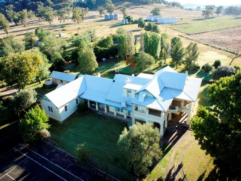 Geurie Homestead, Old Dubbo Road, Geurie, NSW 2818