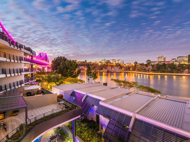 505/1 Holman Street, Kangaroo Point, Qld 4169