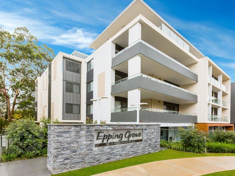 31/10-14 Hazlewood Place, Epping, NSW 2121