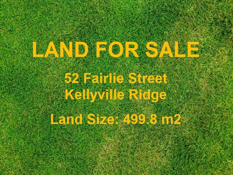 52 Fairlie Street, Kellyville Ridge, NSW 2155