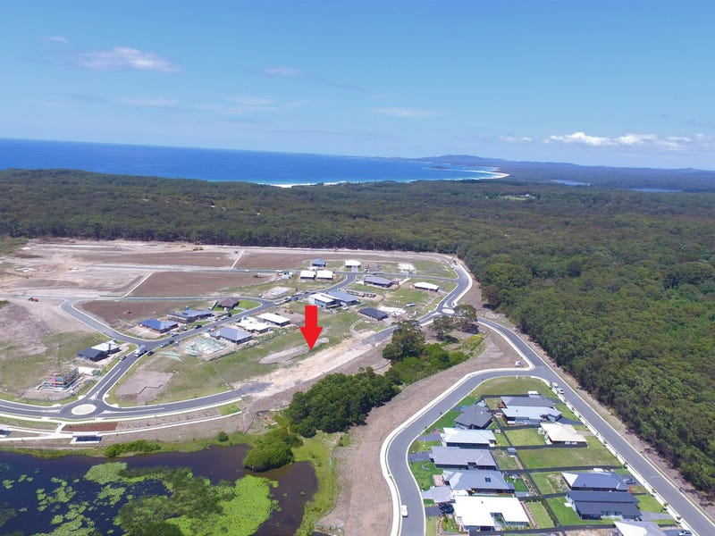 Lots 534-540 Macquarie Drive, Burrill Lake, NSW 2539