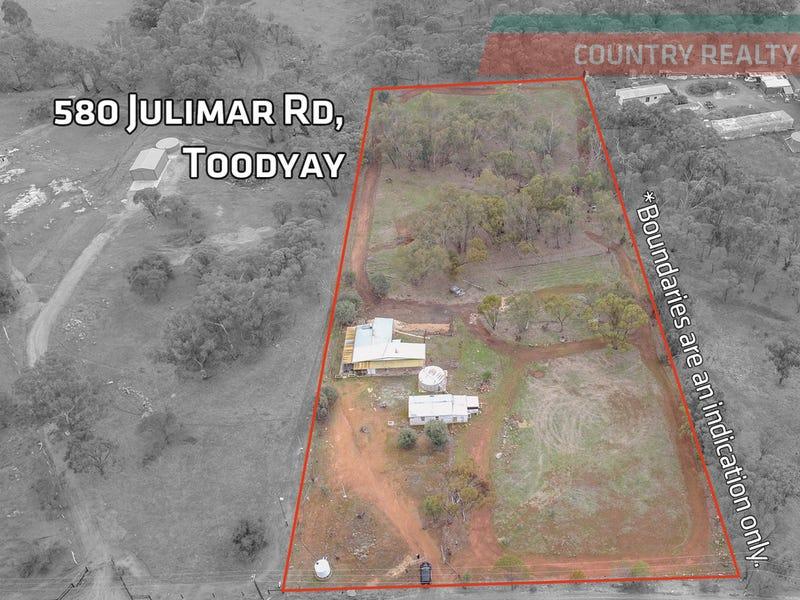 580 Julimar Road, Toodyay, WA 6566