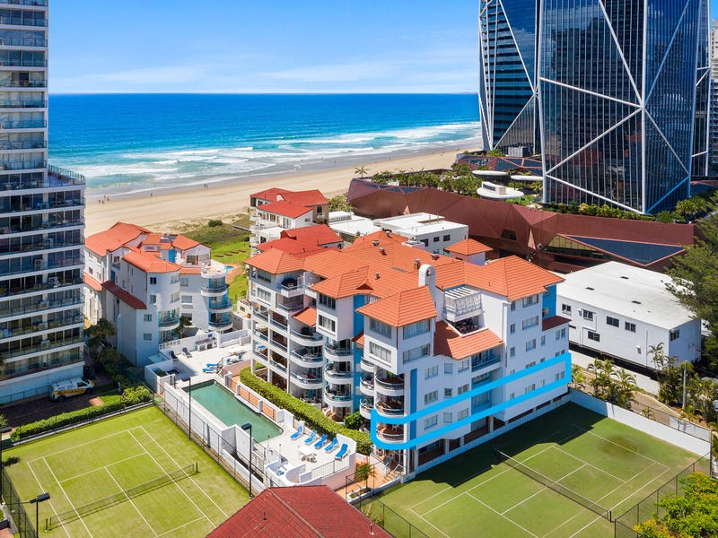 15/26 Old Burleigh Road, Surfers Paradise, Qld 4217