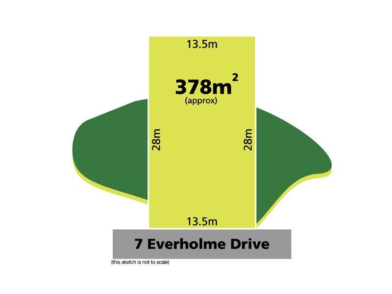 7 Everholme Drive, Truganina, Vic 3029
