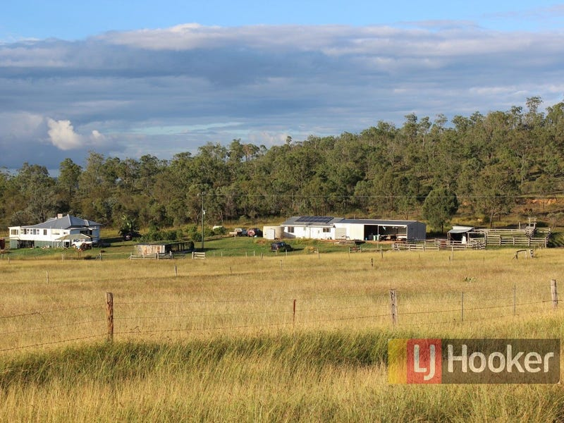 717 Bon Accord Road, Gayndah, Qld 4625