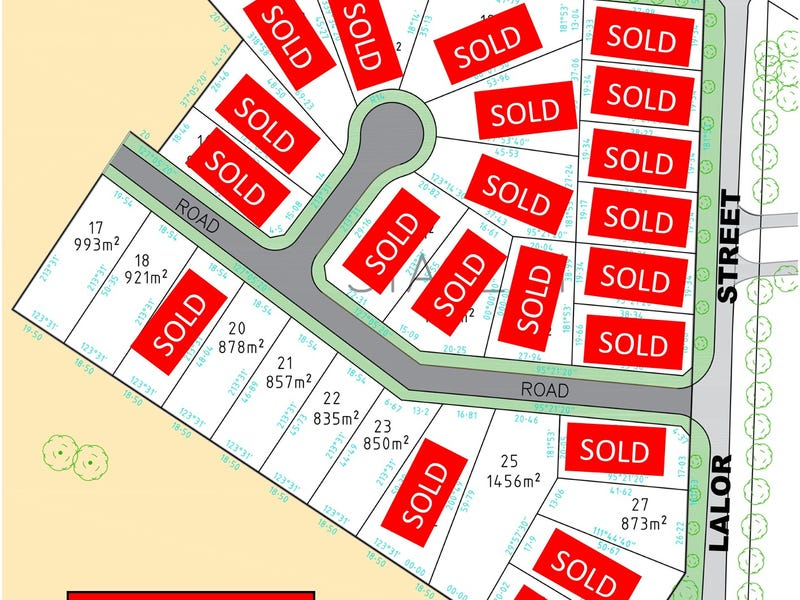 Lot 1 - 29, Cnr Lalor Street and Bridgewater road, Portland, Vic 3305