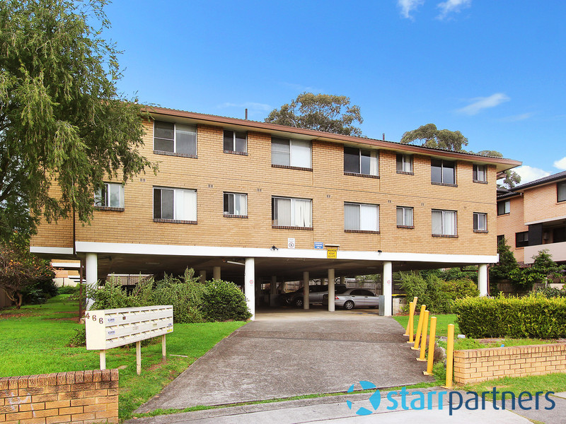 13/466 Guildford Road, Guildford, NSW 2161