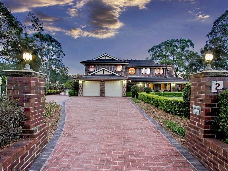 2 Fitzroy Lane, Windsor Downs, NSW 2756