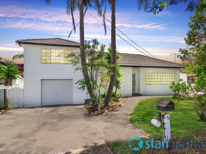 76 Queen Street, Guildford, NSW 2161