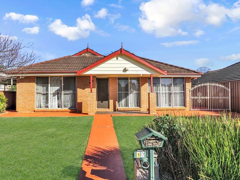 10 Oaktree Grove, Prospect, NSW 2148