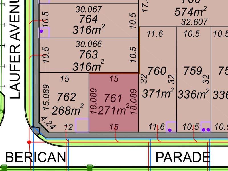 Lot 761 Berican Parade, Hilbert, WA 6112
