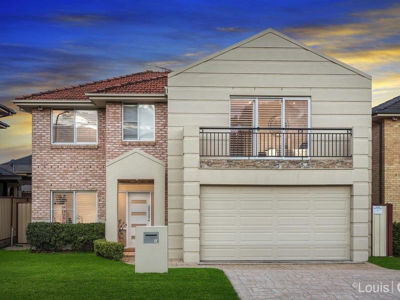 14 Bordeaux Crescent, Castle Hill, NSW 2154