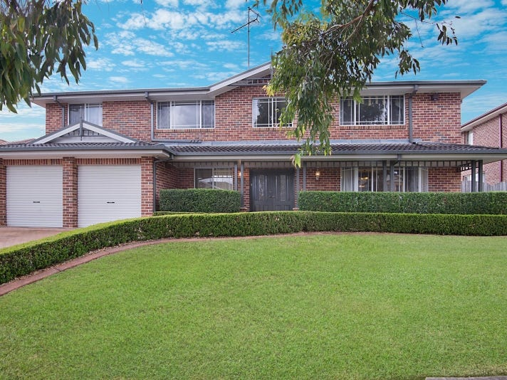 22 James Mileham Drive, Kellyville, NSW 2155