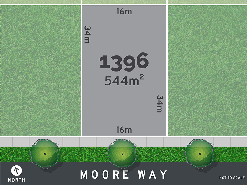 Lot 1396, Moore Way, Lucas, Vic 3350