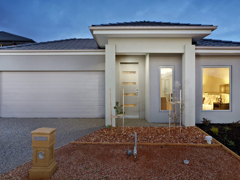 Lot 2905 Joyce Street Point Cook Vic 3030 House For Sale