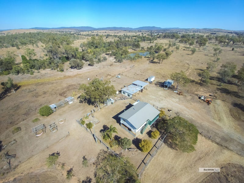 207 Dalma Ridgelands Road, Ridgelands, Qld 4702