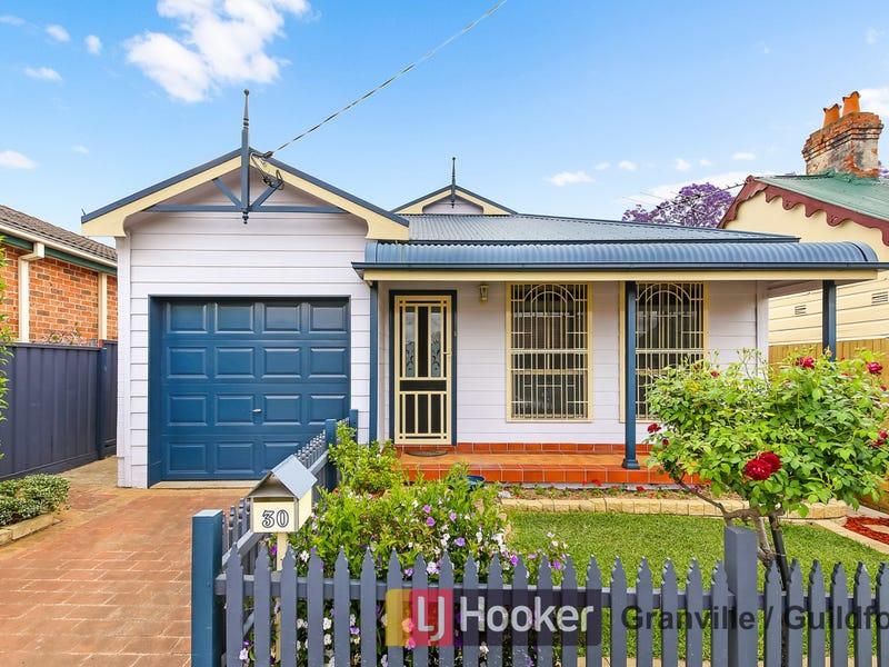30 Grimwood Street, Granville, NSW 2142