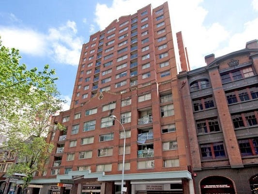 1506/361 Sussex Street, Sydney